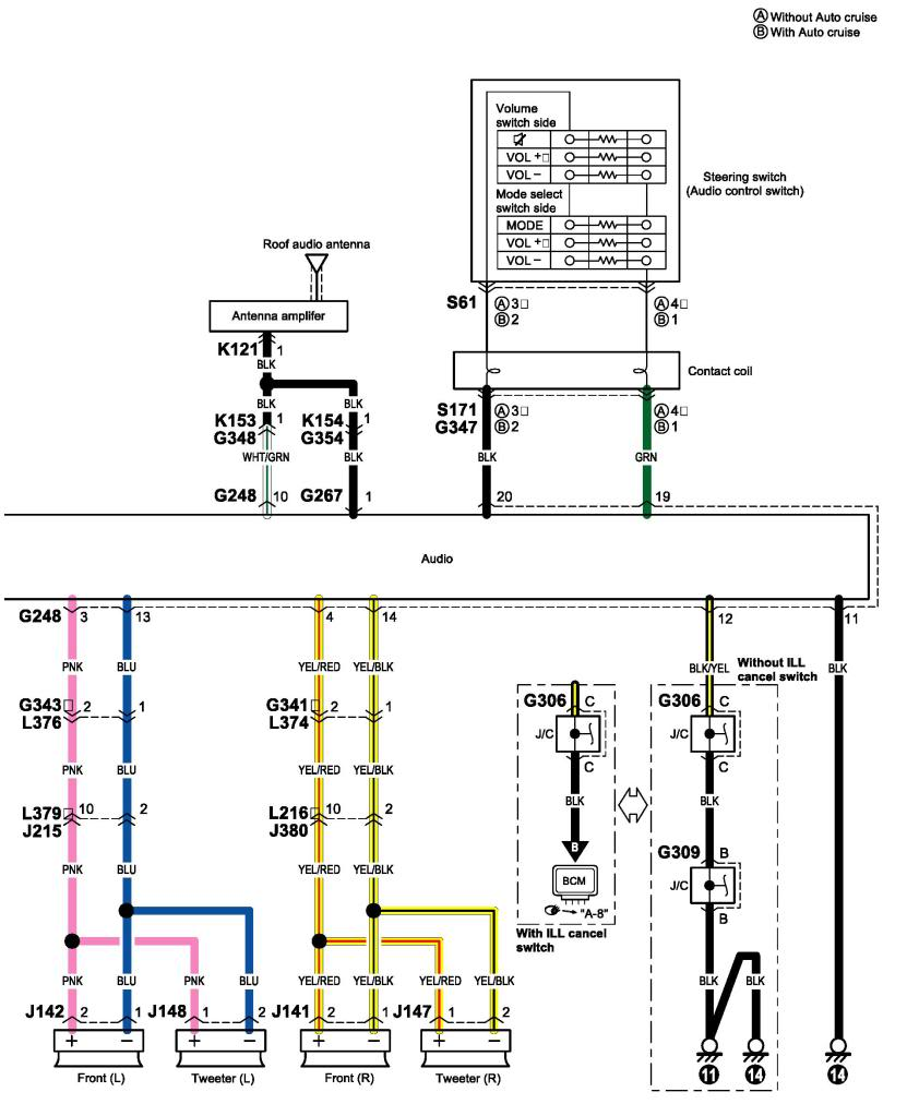 Panasonic Car Stereo Wiring Diagram 35 Images Radio And Cd Player Suzuki Sx4 Crossover 2008 2 Efcaviation Com
