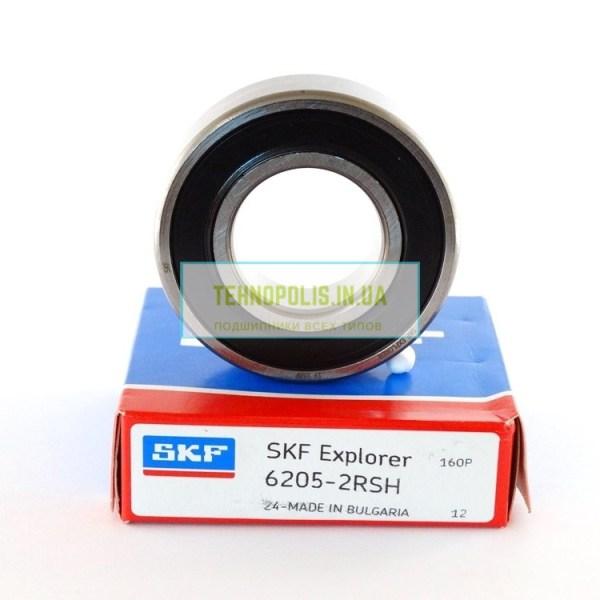 ціна підшипник 6205 2RSH SKF (180205)