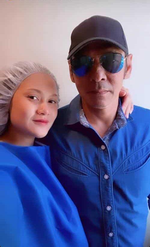 Pilih Tarikh 11.11.2020, Isteri Datuk Jamal Abdillah Beranak Czer Seminggu Awal