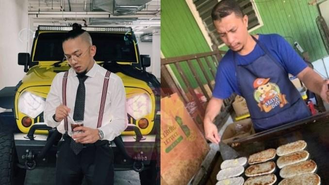 Perlu Bayar 5 Hari Sebelum Raya, Caprice Buat Tabung Bantu Peniaga Burger Kena Kompaun RM50K