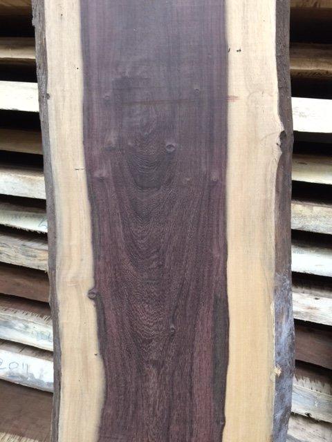 Katalox Slab 1 Tropical Exotic Hardwoods