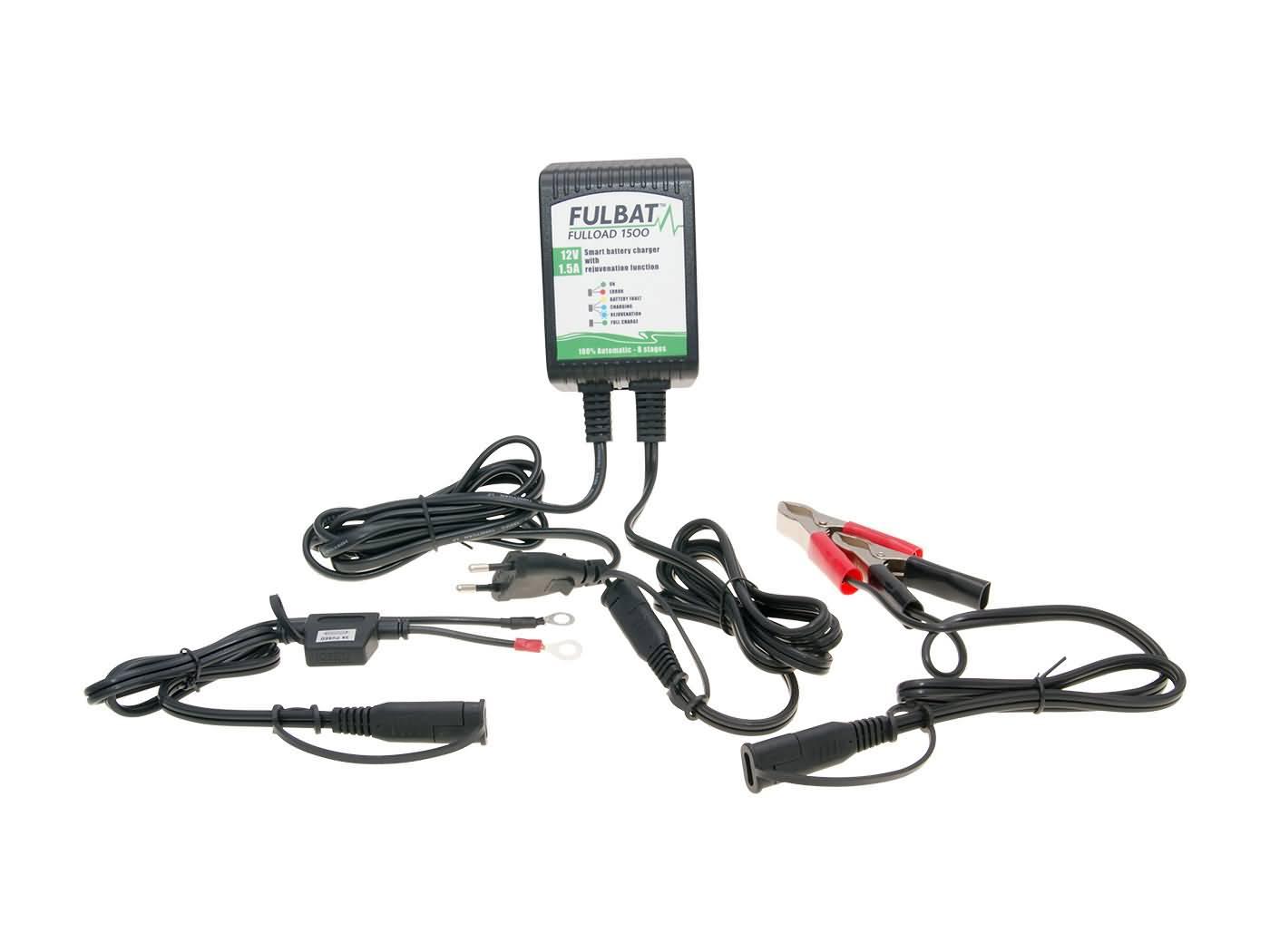 Batterie Fulbat Ftz7s Sla