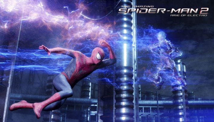 spiderman rise of electro stream