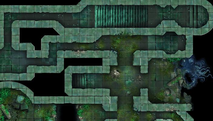 Kurzcheck: Modular Dungeon Maps (MapSmyth) – Genesis Foundations on