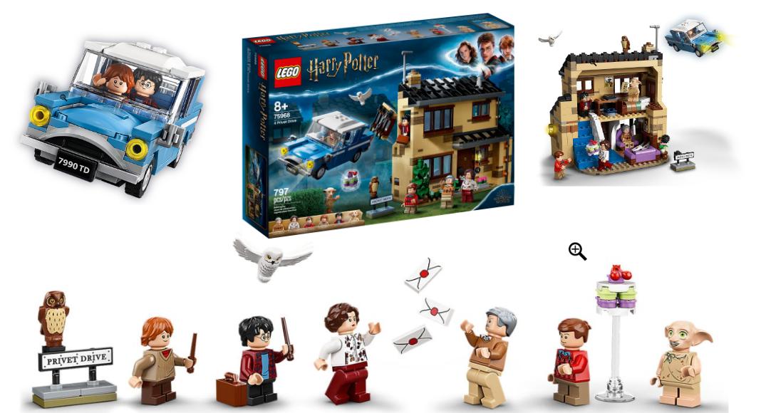 Lego Harry Potter Uberzeugende Neuauflage Des Ligusterwegs Nerdstuff