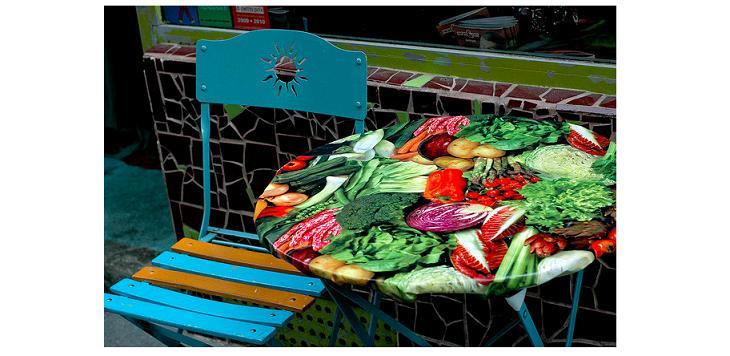 Lè maiala Restaurante económico permite a los clientes pagar con frutas y verduras