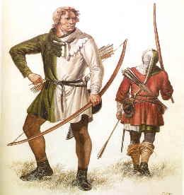 Longbow archers