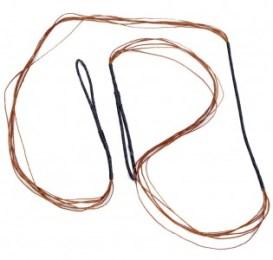 corde non vrillee pour la durée de vie de son arc