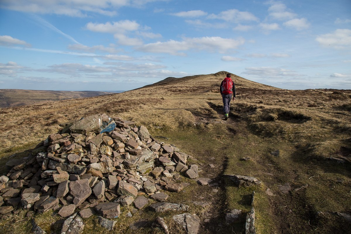Best Hill Walks in Wales - Black Mountains