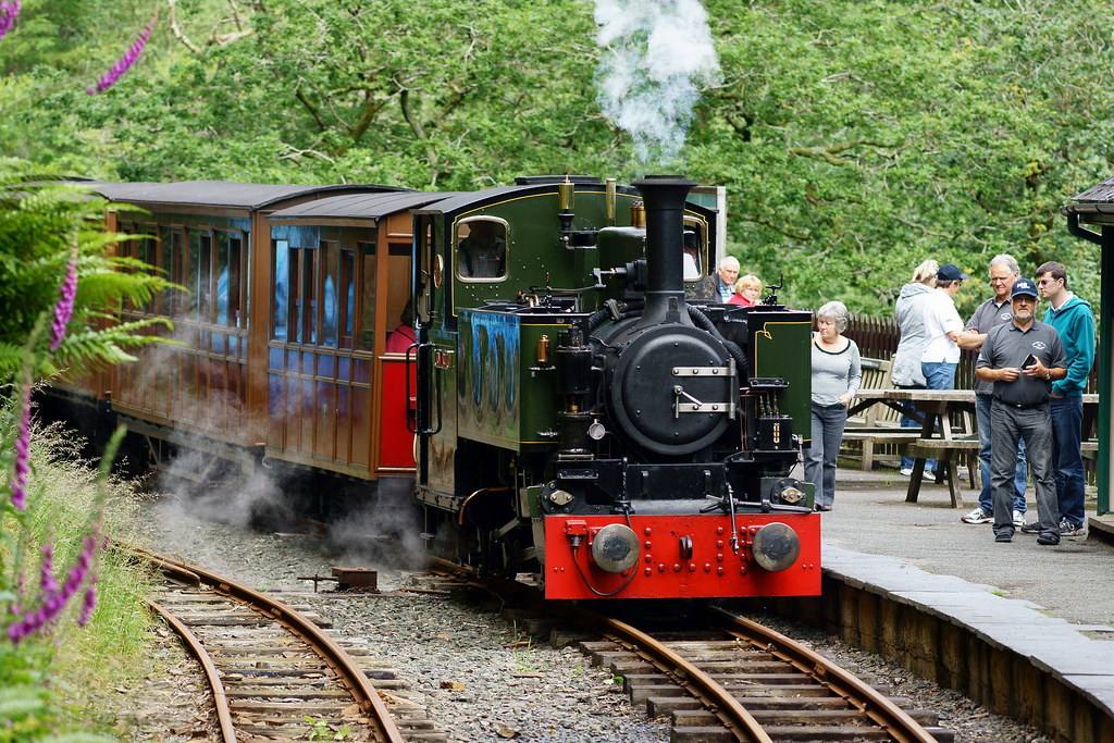 The Heritage Railways of Wales - Talllyn Railway