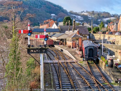 The Heritage Railways of Wales - Llangollen