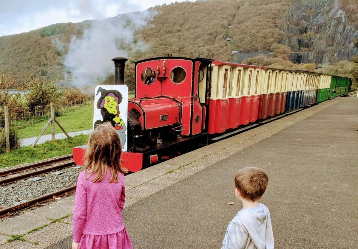 The Heritage Railways of Wales - Llanberis Lake Railway