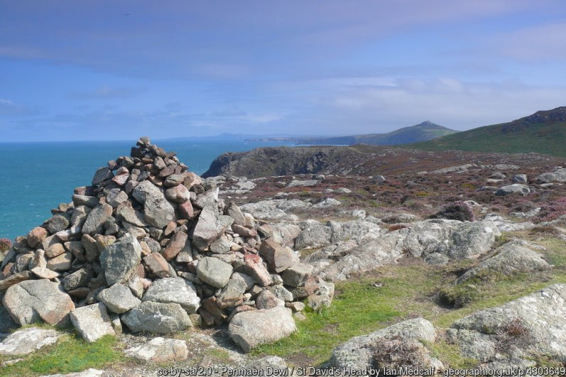 10 of the Best Circular Coastal Walks in Wales St Davids Head