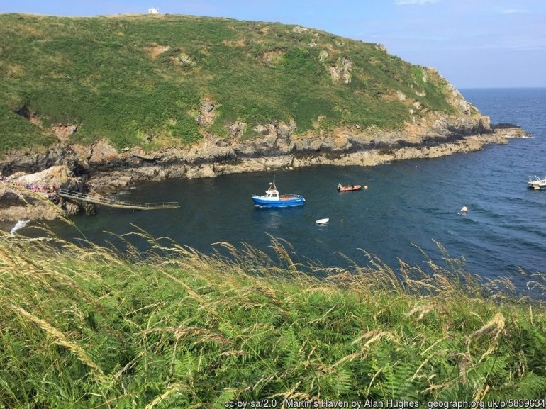 10 of the Best Circular Coastal Walks in Wales - Martin's Haven