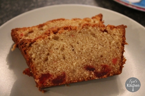 Sherry Cherry Loaf