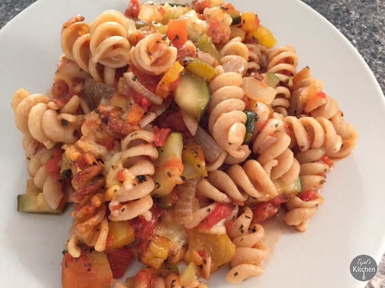 Quick Easy Pasta Bake