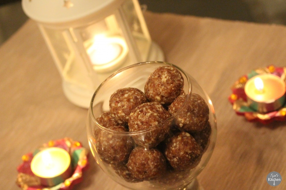 Date Nut Ladoo