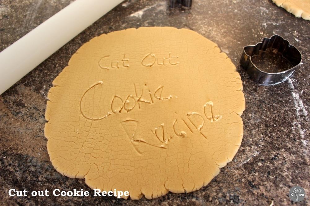 Cut out Sugar Cookies – Hello Kitty