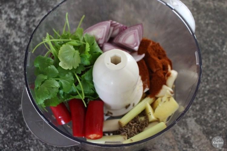 Red Thai Paste Recipe