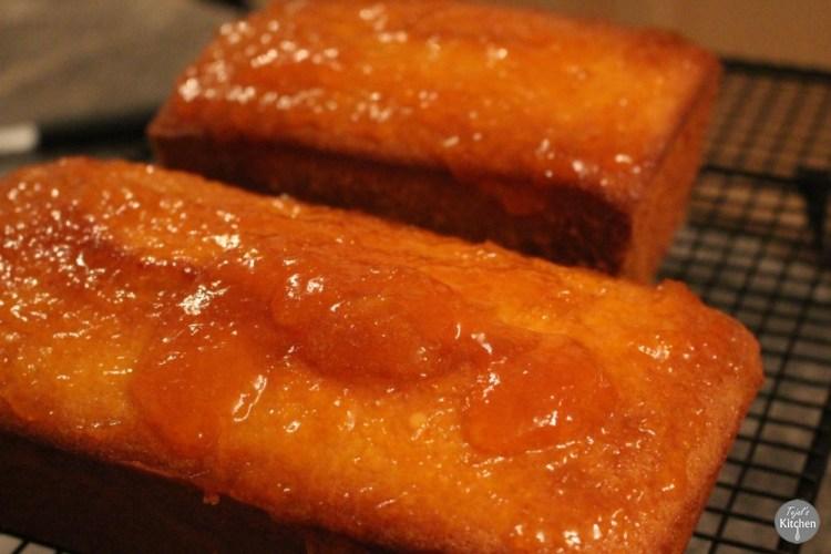 Orange Lemon Loaf