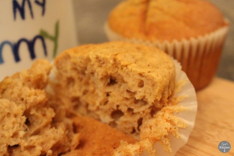 Spiced Pumpkin Muffin Recipe
