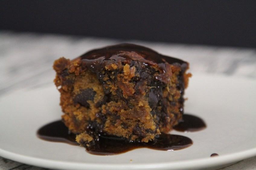 Vegan Sticky Toffee Pudding