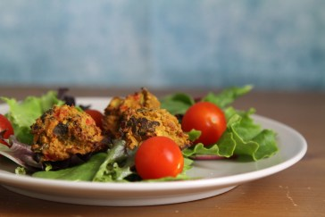 Vegan Vegetable Falafel