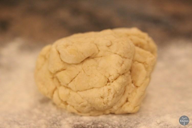 Quick 15 Min Piuzza Dough