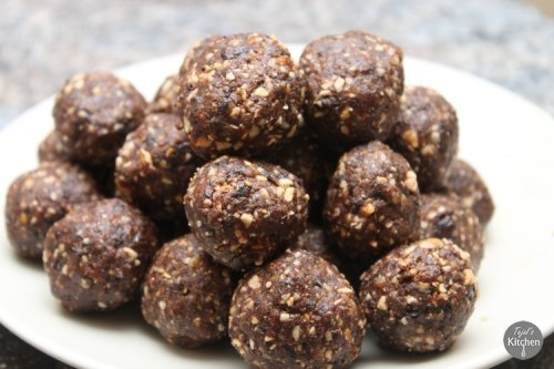 Energy Ball Bites