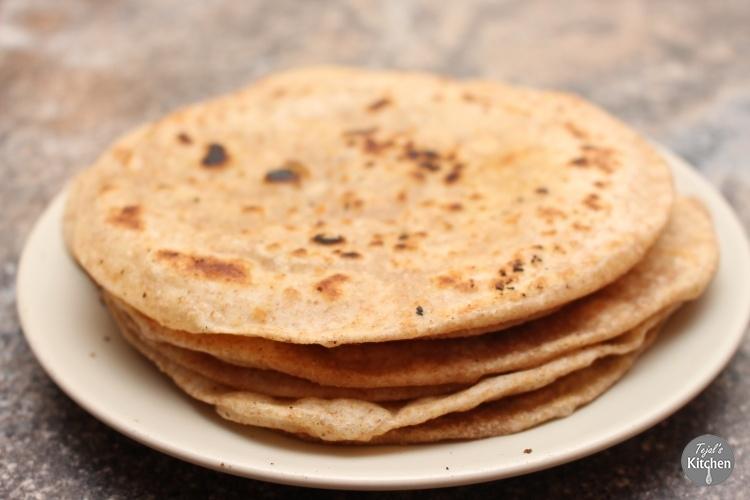 Kulcha– Indian Bread