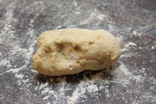 Cheese Garlic Herb Scones
