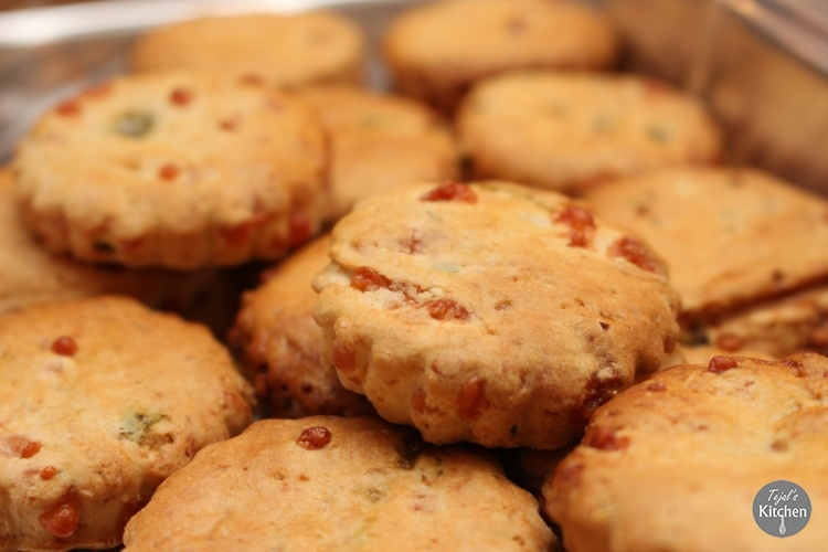 Jalapeno Cheese Scones