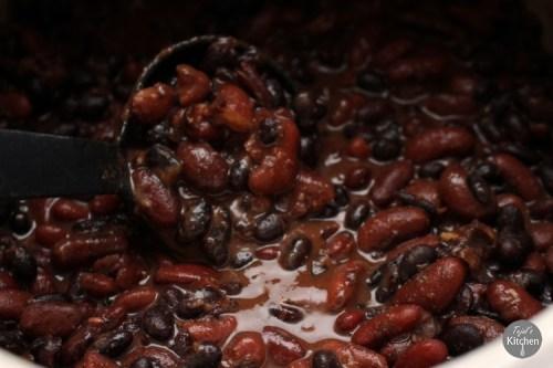Black Pinto Mexican Bean