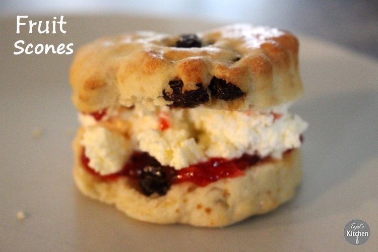 Fruity Scones