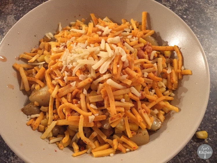 Jacket style potatoes