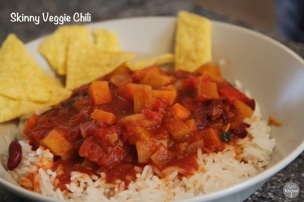 Skinny Veggie Chili