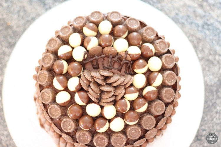 Chocolateexplosioncake