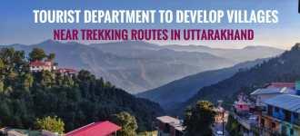 Tourist Department to develop Villages near Trekking Routes