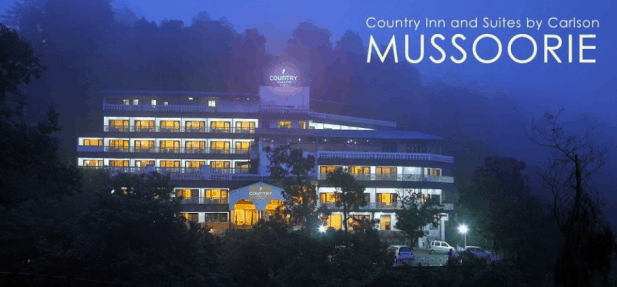 Best Hotel in Mussoorie - Country Inn & Suites   Tejasv Sharma
