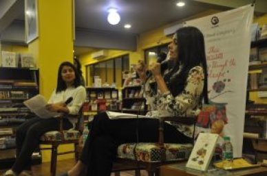 Image of Book Launch of These Circuses at Trilogy, Mumbai