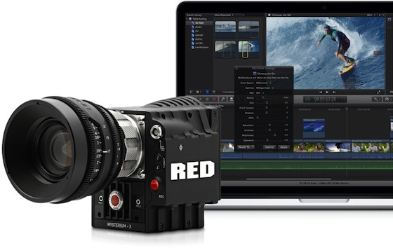 FCPX : RED Support and Dual Viewers