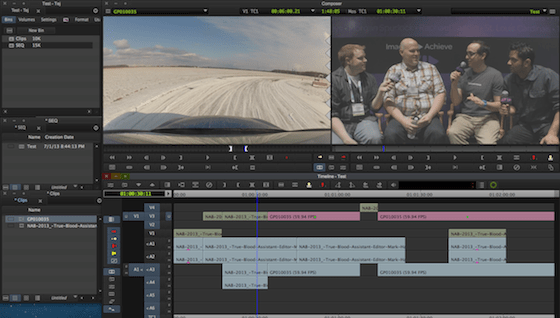 Avid Media Composer 7 Review