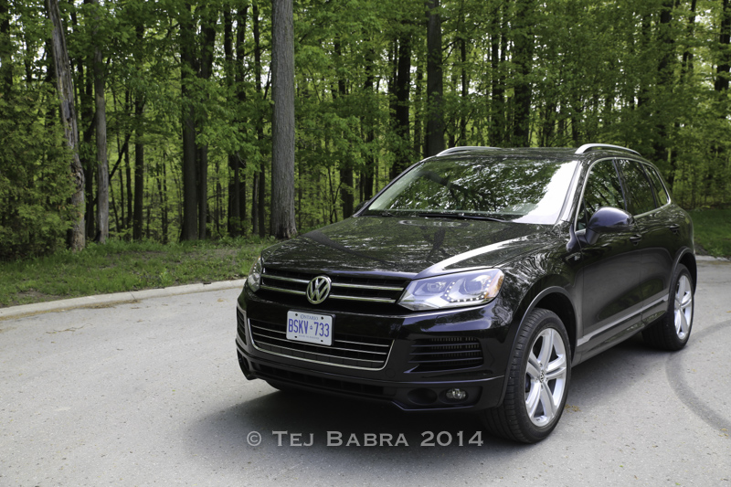 2014 Volkswagen Touareg TDI Highline Review