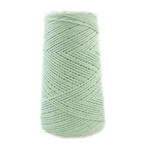 Algodón L Verde Agua
