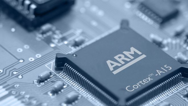Japan's Softbank buys ARM Holdings for $32bn