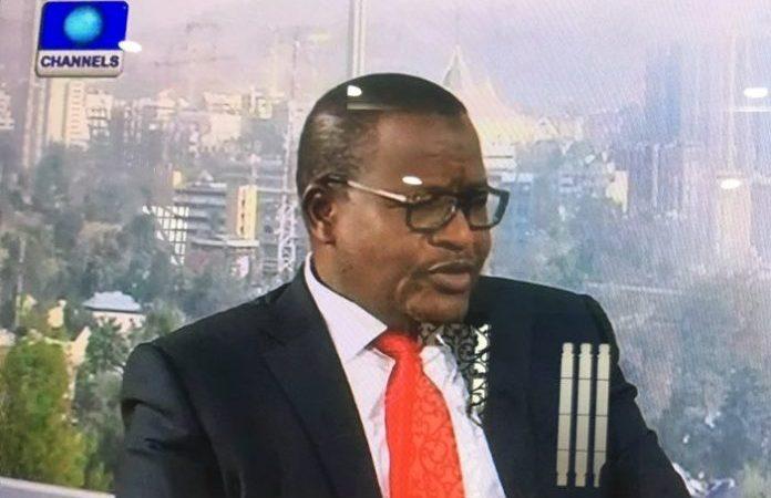 Prof Umar Danbatta  of Nigerian Communications Commission explains why telcos QoS is poor in Nigera