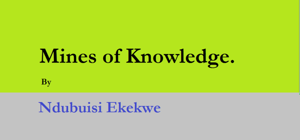 Mines of Knowledge