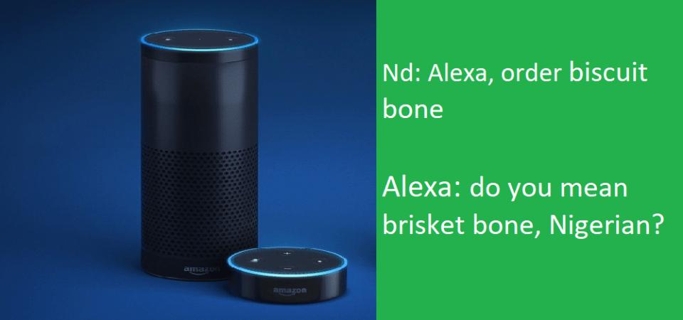 Nigeria's Alexa Opportunity
