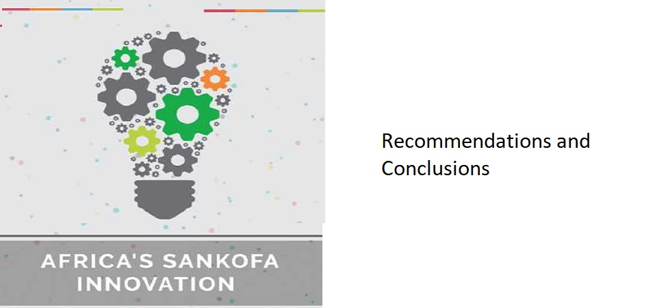 13.0 – Recommendations and Conclusions