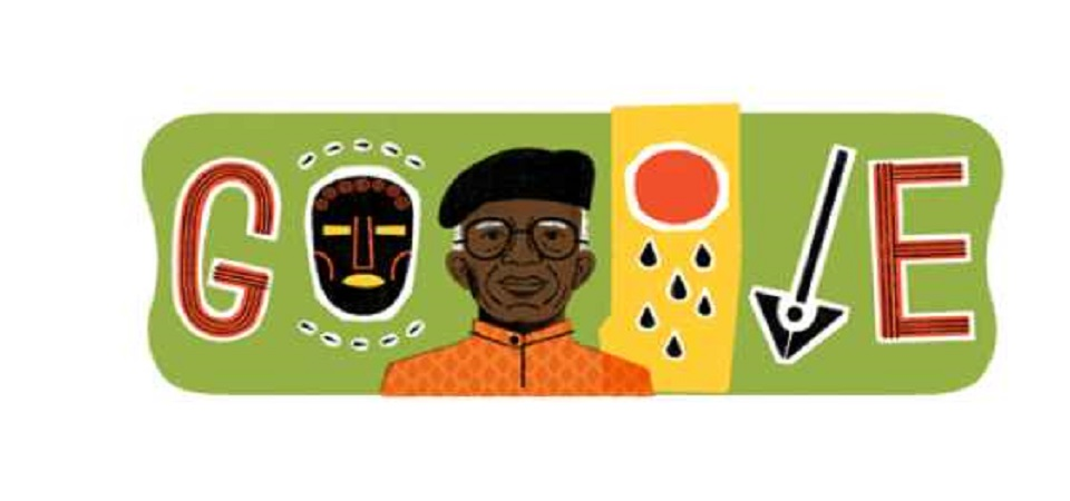Google Honors Chinua Achebe on his Posthumous 87th Birthday